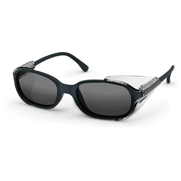 Uvex Korrektionsschutzbrille RX 5503 - grau getönt