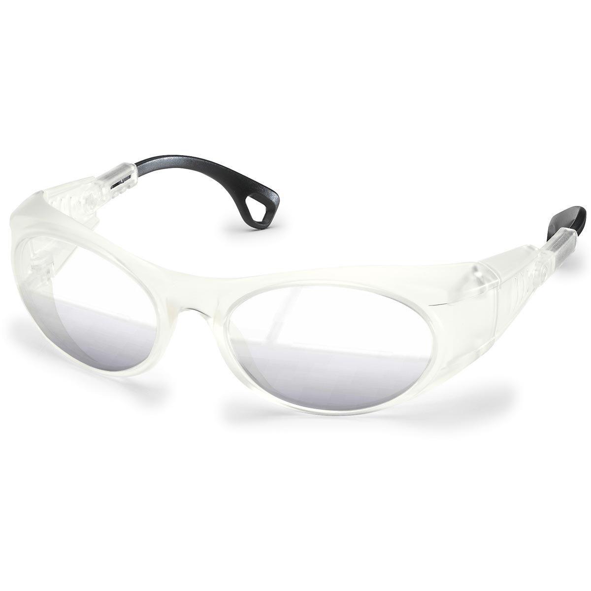 Uvex Korrektionsschutzbrille RX cd 5505 matt - Super-Entspiegelung