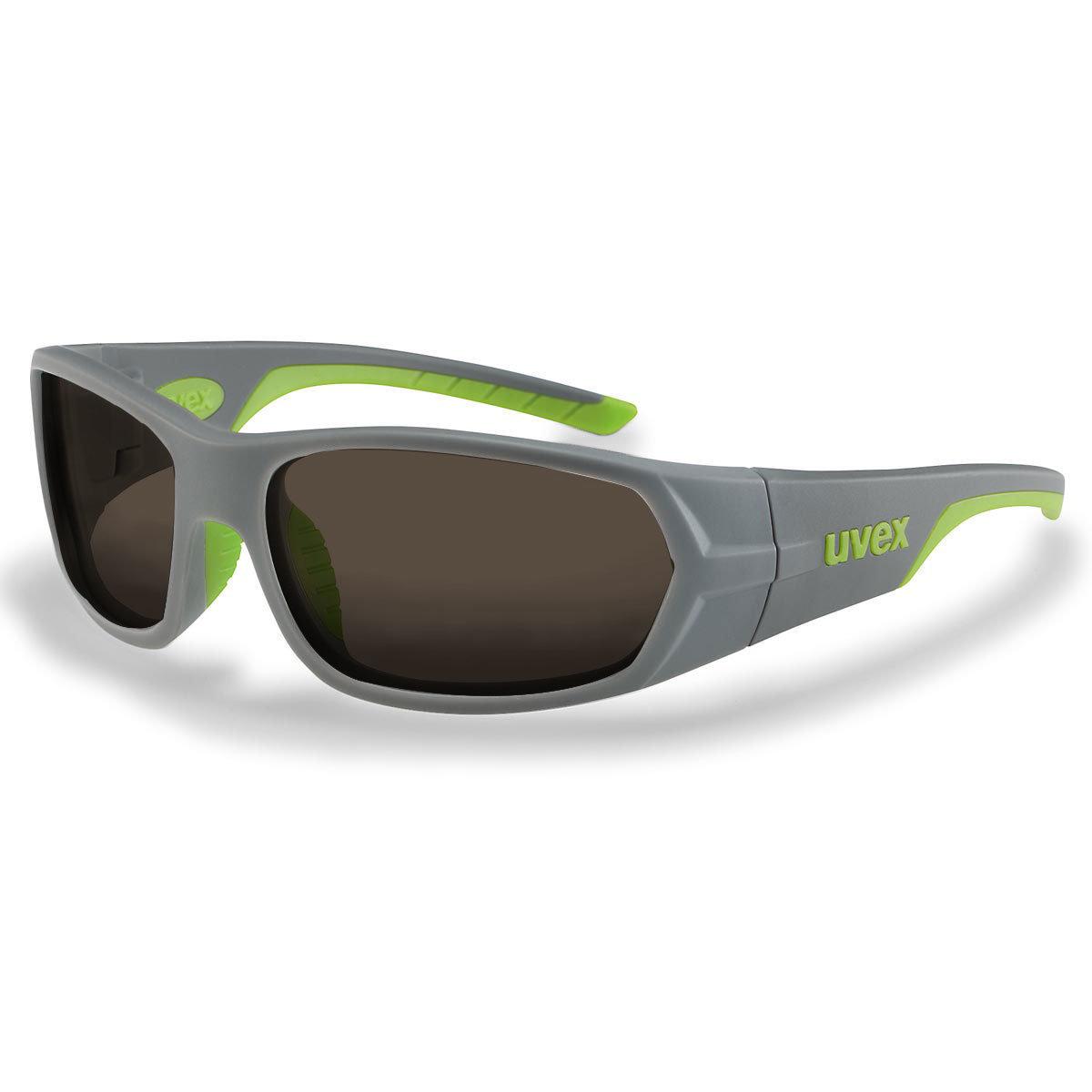 Uvex Korrektionsschutzbrille RX sp 5513 - braun getönt